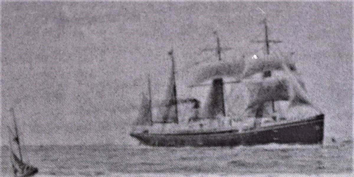 The Sisters arrive in Hobart from England