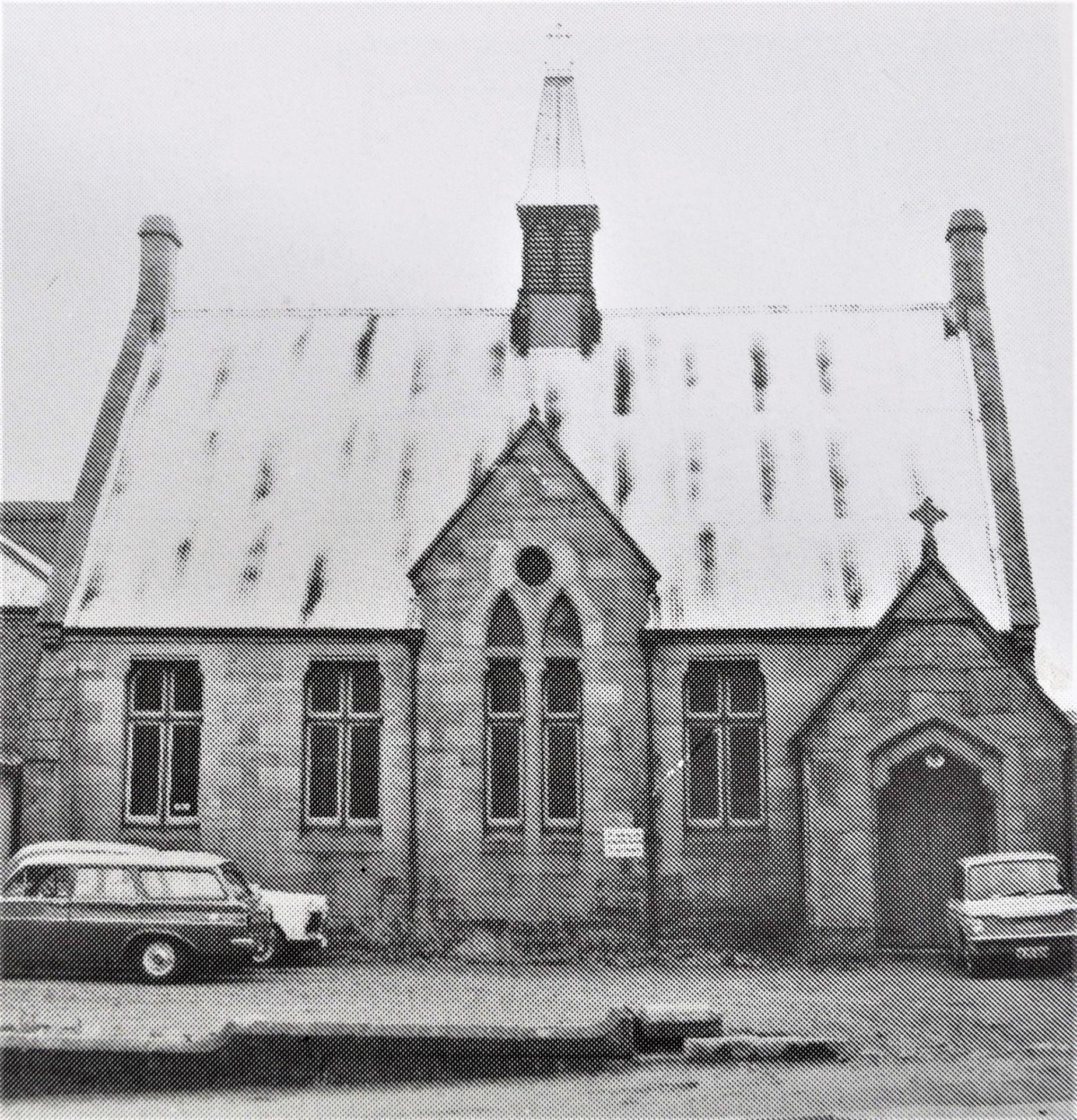 Historical Photo of St David's School