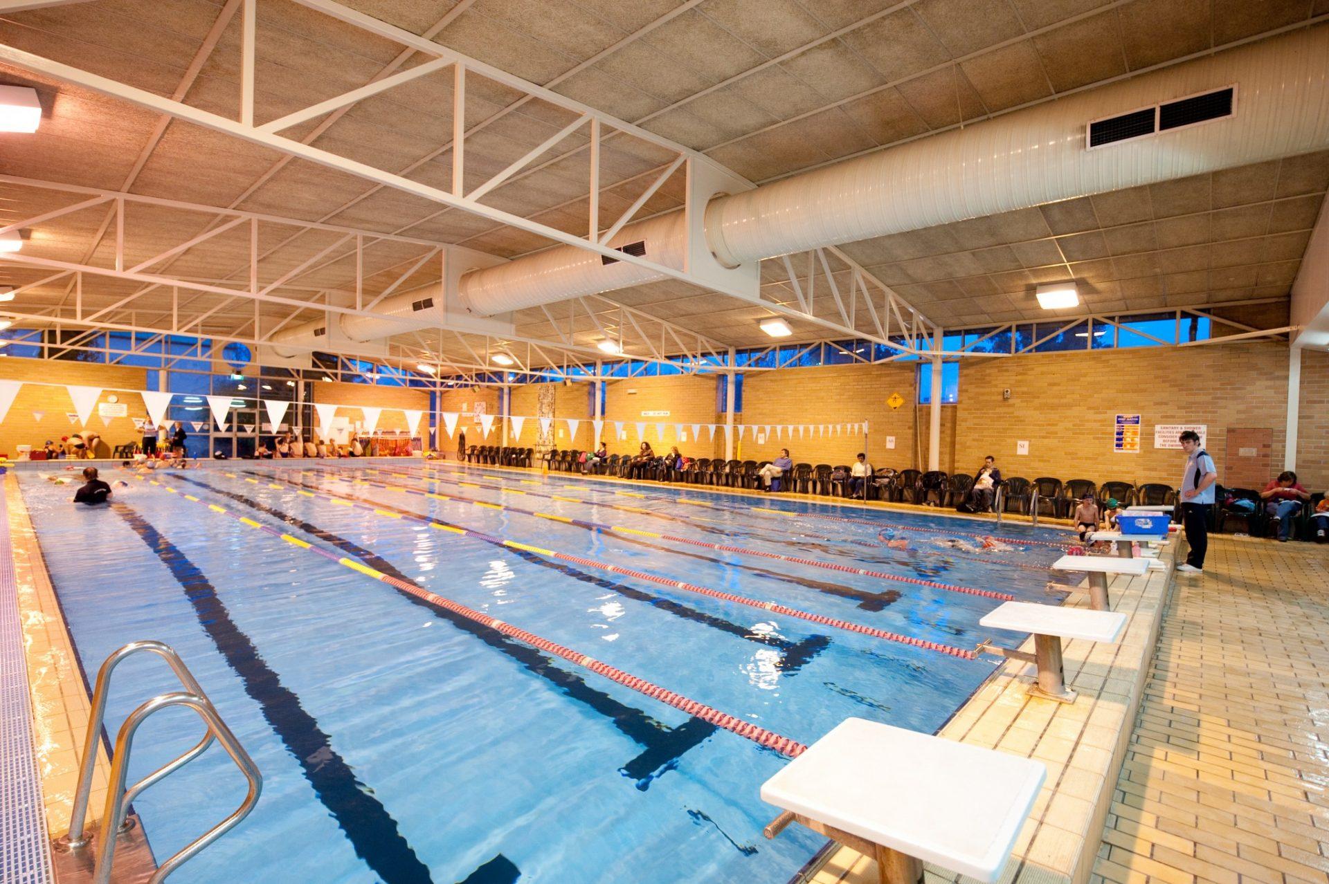 The Collegiate Pool