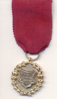The Lady Baron Medal