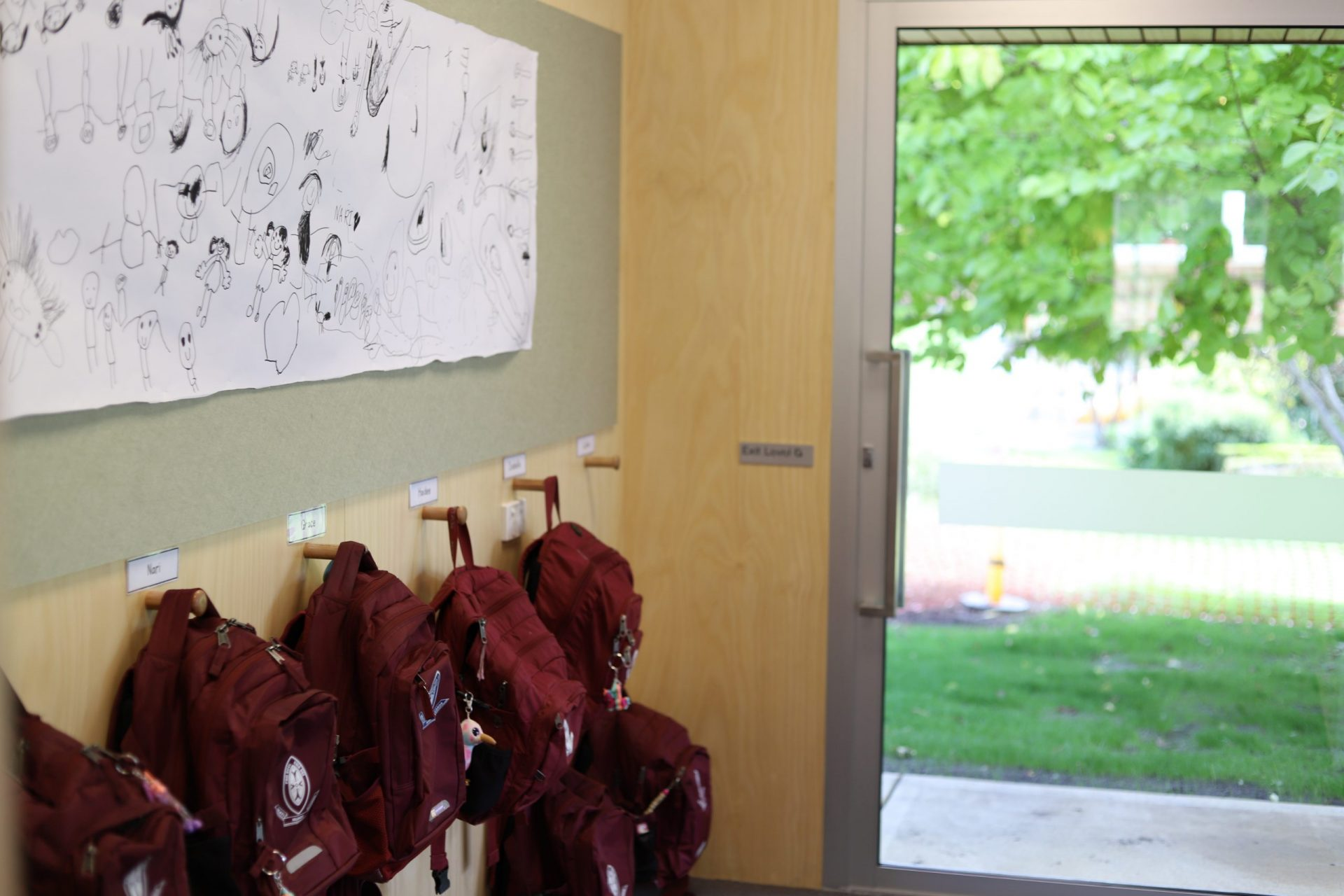Second Kindergarten and reimagined Art and Library space