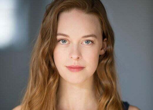 Imogen Moore professional Headshot.